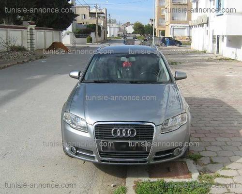 annonces voiture audi a4 occasion en tunisie a4 break neuf. Black Bedroom Furniture Sets. Home Design Ideas