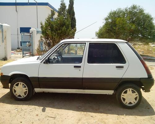 annonces voiture renault super 5 occasion en tunisie   une