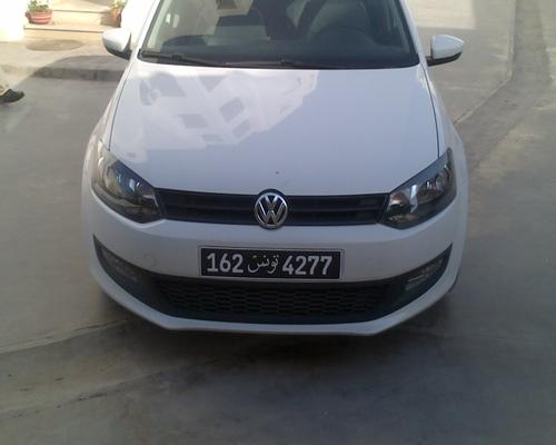annonces voiture volkswagen polo occasion en tunisie   polo 7