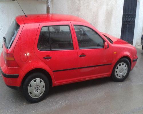 annonces voiture volkswagen golf occasion en tunisie full red 1 4 98. Black Bedroom Furniture Sets. Home Design Ideas