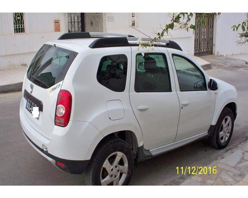 annonces voiture dacia duster occasion en tunisie dacia. Black Bedroom Furniture Sets. Home Design Ideas