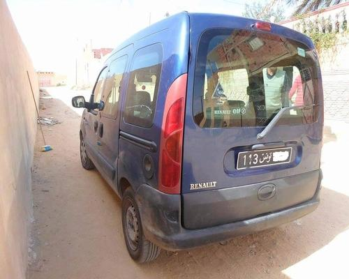 annonces voiture renault kangoo occasion en tunisie renault kangoo a ne pas rater. Black Bedroom Furniture Sets. Home Design Ideas